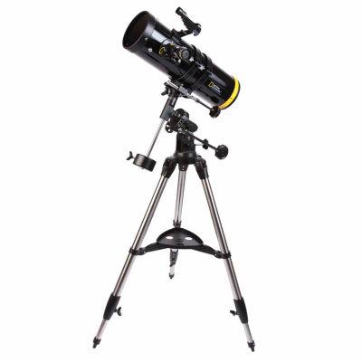 Nat Geo 114Mm Eq Telescope