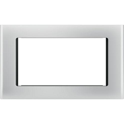 "GE® Microwave Optional 27"" Built-In Trim Kit"
