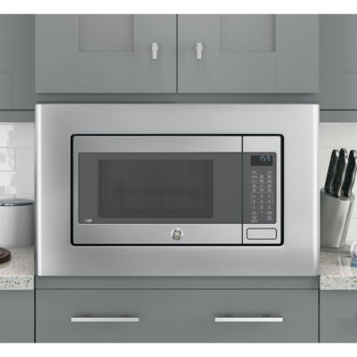 "GE® Microwave Optional 30"" Built-In Trim Kit"