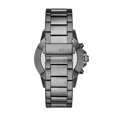 Relic Duncan Mens Gray Smart Watch-Zrt1008