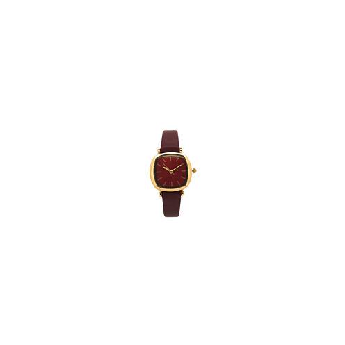 Olivia Pratt Womens Red Strap Watch-D27069red