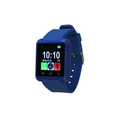Olivia Pratt Womens Blue Smart Watch-8183blue