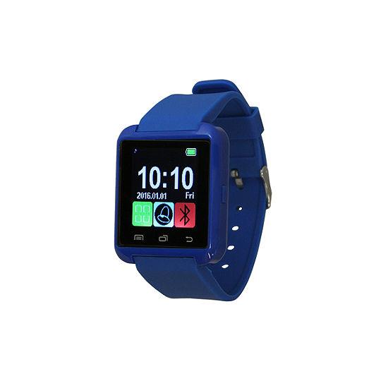 Olivia Pratt Womens Blue Smart Watch-8183blue