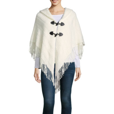 Mixit Mommy and Me Women's Toggle Poncho