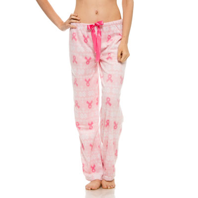 National Breast Cancer Foundation Inc. Fleece Pajama Sleep Pant