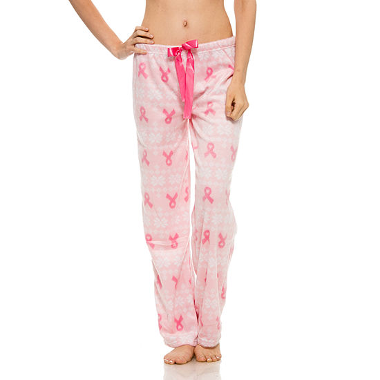 National Breast Cancer Foundation Inc. Fleece Pajama Sleep Pant