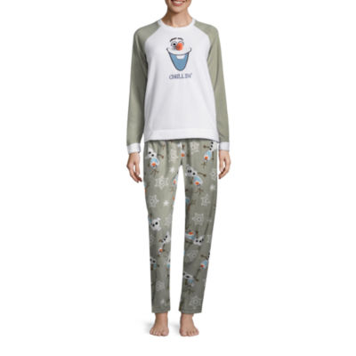 Disney Frozen Olaf 3D Pant Pajama Set