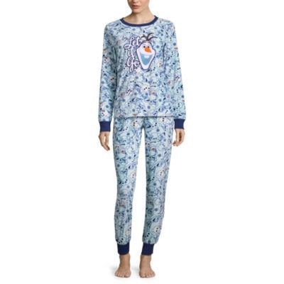 Disney Frozen Olaf Supersoft Pajama Pant Set