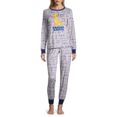 Disney Lion King Supersoft Pant Pajama Set