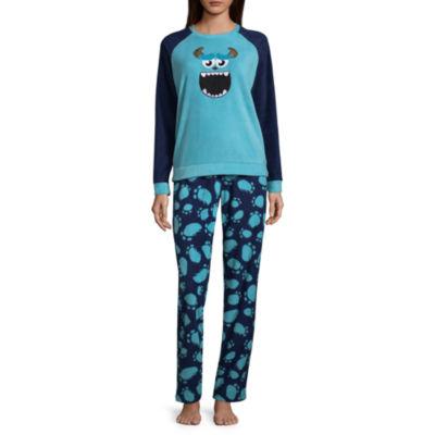 Monster'S Inc. 3D Pant Pajama Set