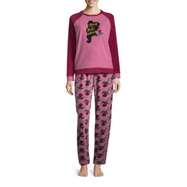Beauty And The Beast 3D Pant Pajama Set