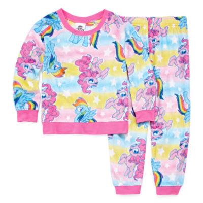 2-pc. My Little Pony Pant Pajama Set Girls