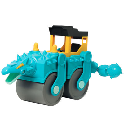 Educational Insights Dino Construction Company™—  Spike the Ankylosaurus Steam Roller