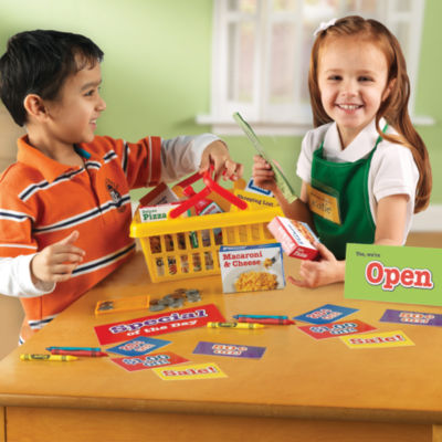 Learning Resources Pretend & Play® Supermarket Set