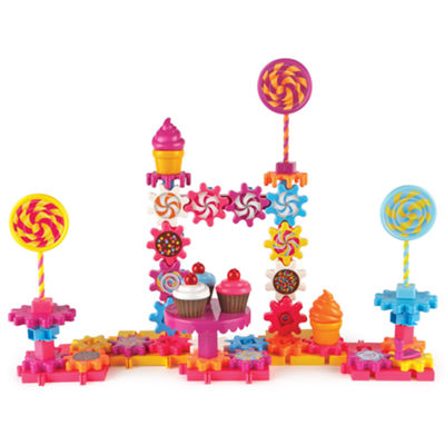 Learning Resources Gears! Gears! Gears!® Sweet Shop Building Set