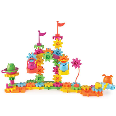 Learning Resources Gears! Gears! Gears!® Pet Playland Building Set