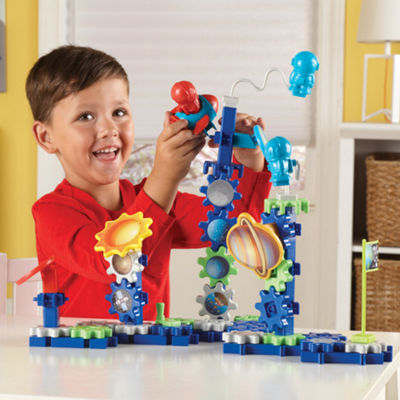Learning Resources Gears! Gears! Gears!® Space Explorers Building Set