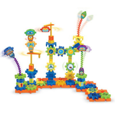 Learning Resources Gears! Gears! Gears!® Robot Factory Building Set