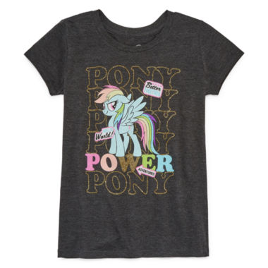 My Little Pony T-Shirt- Girls' 7-16