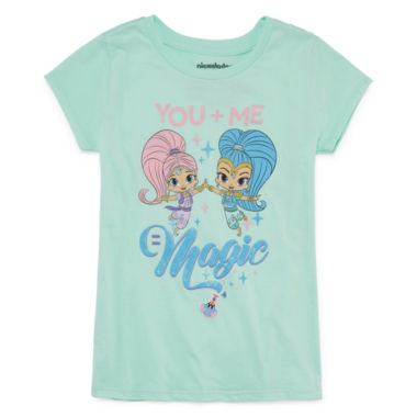 Shimmer And Shine T-Shirt- Girls' 7-16