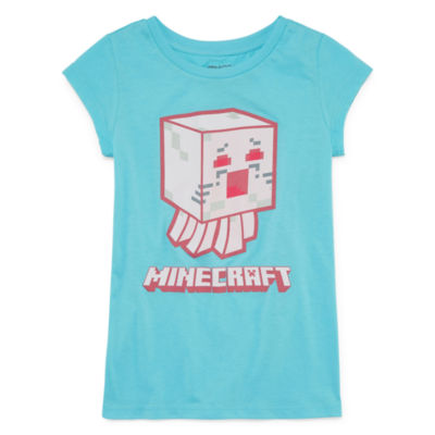 Minecraft Mini Mobs Ghast Girls Tee by JINX - Girls 7-16