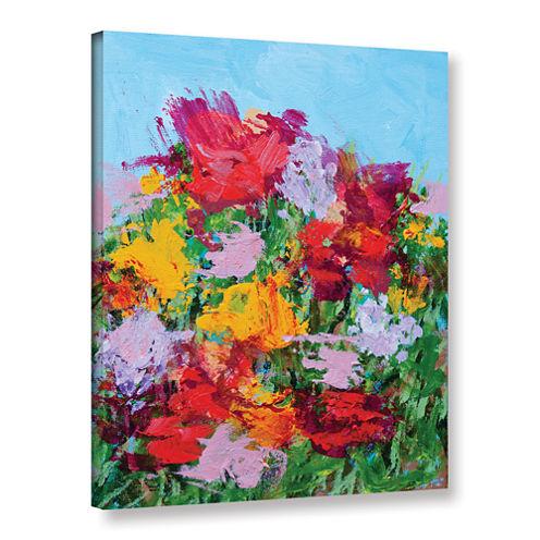 Brushstone Yuyuan Garden Gallery Wrapped Canvas Wall Art