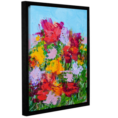 Brushstone Yuyuan Garden Gallery Wrapped Floater-Framed Canvas Wall Art