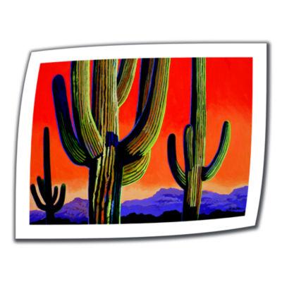 Brushstone Zapata Canvas Wall Art