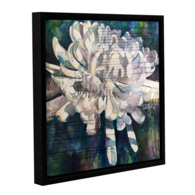 Brushstone Worship Gallery Wrapped Floater-FramedCanvas Wall Art
