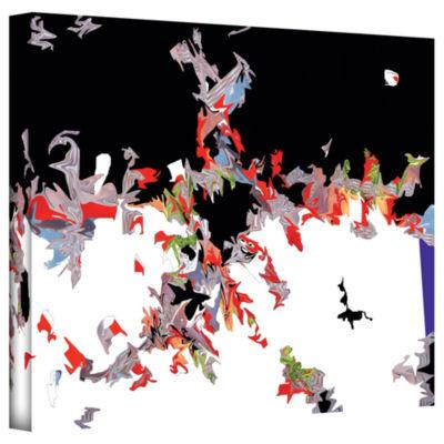Brushstone Xmas 2012 Gallery Wrapped Canvas Wall Art