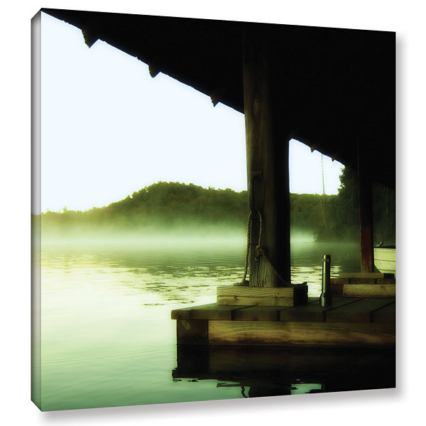 Brushstone Zen Gallery Wrapped Canvas Wall Art