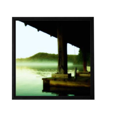 Brushstone Zen Gallery Wrapped Floater-Framed Canvas Wall Art