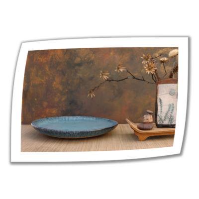 Brushstone Zen Still Life Canvas Wall Art