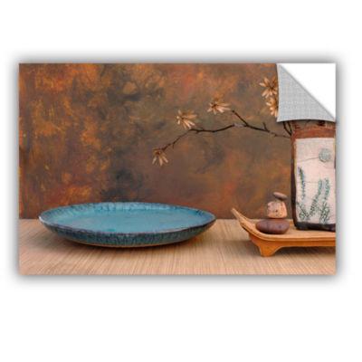 Brushstone Zen Still Life Removable Wall Decal