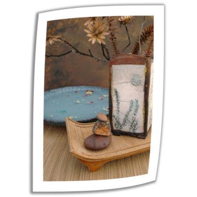 Brushstone Zen Still Life 2 Canvas Wall Art