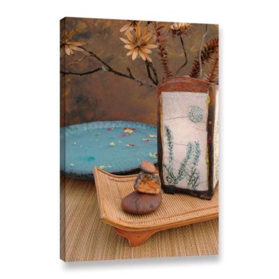 Brushstone Zen Still Life 2 Gallery Wrapped CanvasWall Art