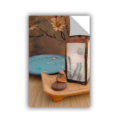 Brushstone Zen Still Life 2 Removable Wall Decal