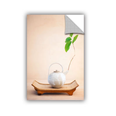 Brushstone Zen New Leaf Removable Wall Decal