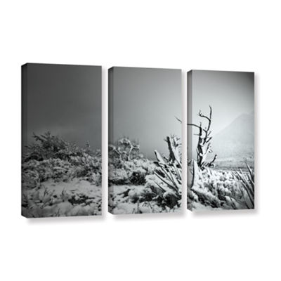 Brushstone You Just Do 3-pc. Gallery Wrapped Canvas Wall Art