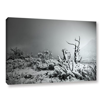 Brushstone You Just Do Gallery Wrapped Canvas WallArt