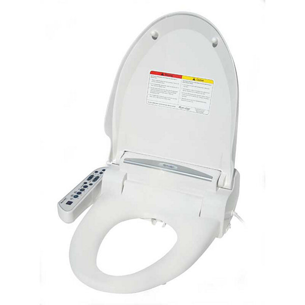 SPT SB-2036S: Round Magic Clean® Bidet with Dryer