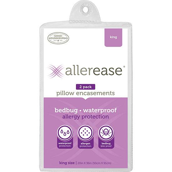 Allerease Allergy Pillow Protector