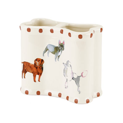 Avanti Dogs On Parade Toothbrush Holder