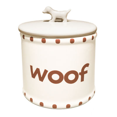 Avanti Dogs On Parade Bathroom Canister