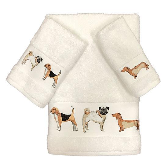 Avanti Dogs On Parade Bath Towel Collection