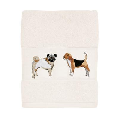 Avanti Dogs On Parade Animal Print Hand Towel