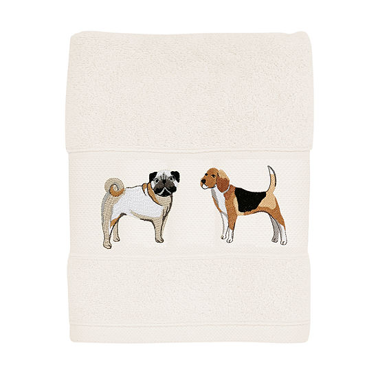 Avanti Dogs On Parade Animal Print Hand Towel