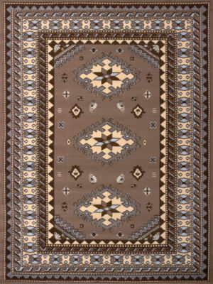United Weavers Dallas Collection Tres Rectangular Rug