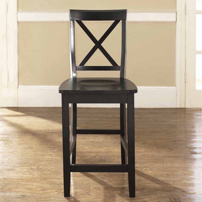 X-Back Counter Stool - Set of 2