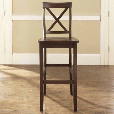 X-Back Barstool - Set of 2
